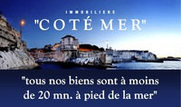 Logo IMMOBILIERE COTE MER