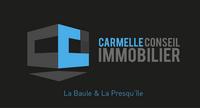 LogoCARMELLE CONSEIL IMMOBILIER EURL