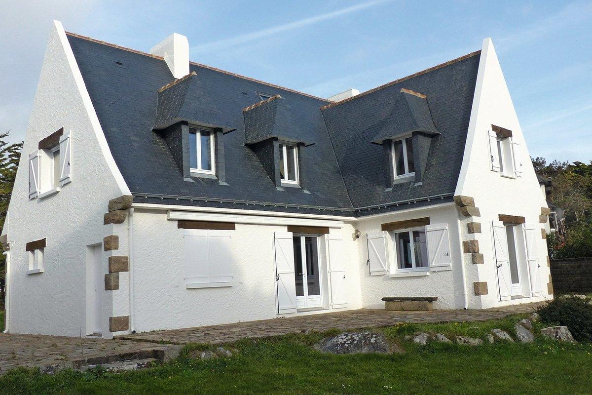 Agrandissement Maison Néo Bretonne villas / maisons à vendre à le croisic 44490 - acheter