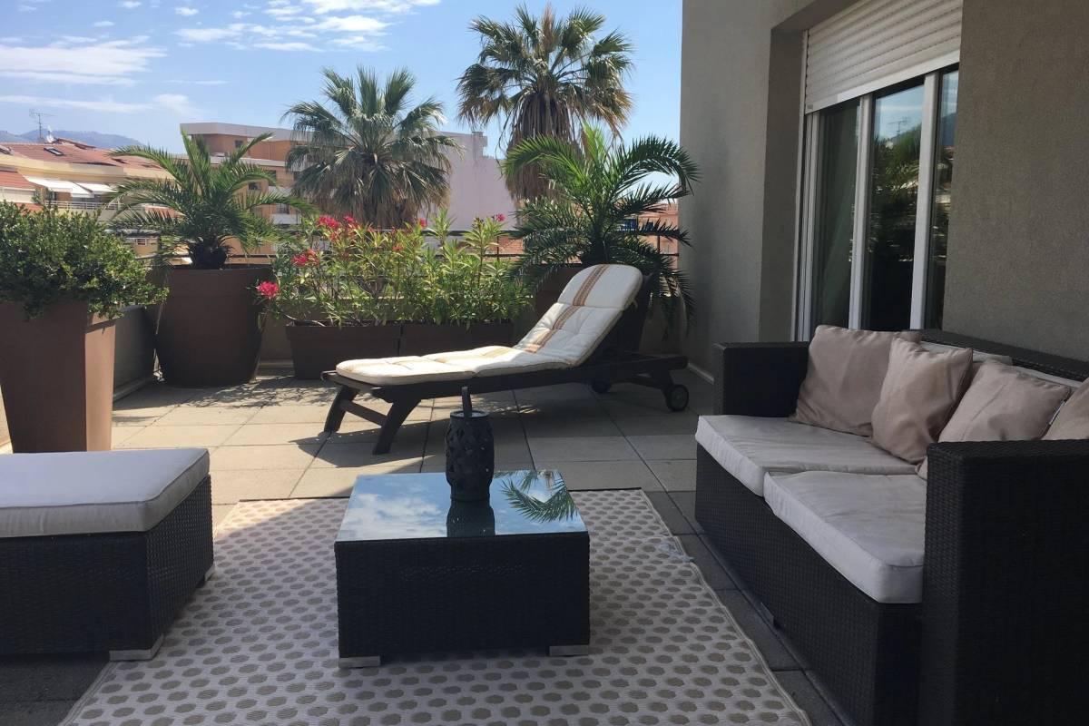 ROQUEBRUNE-CAP-MARTIN - Annonce appartement à vendre