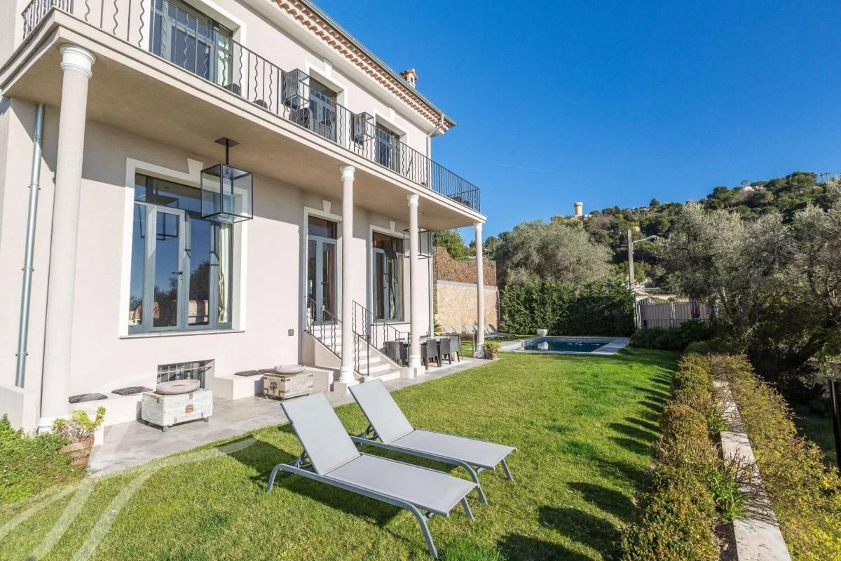 Luxury Rentals Cannes Attractive Mansion 10 Sleeps 5 Bedrooms 2257709
