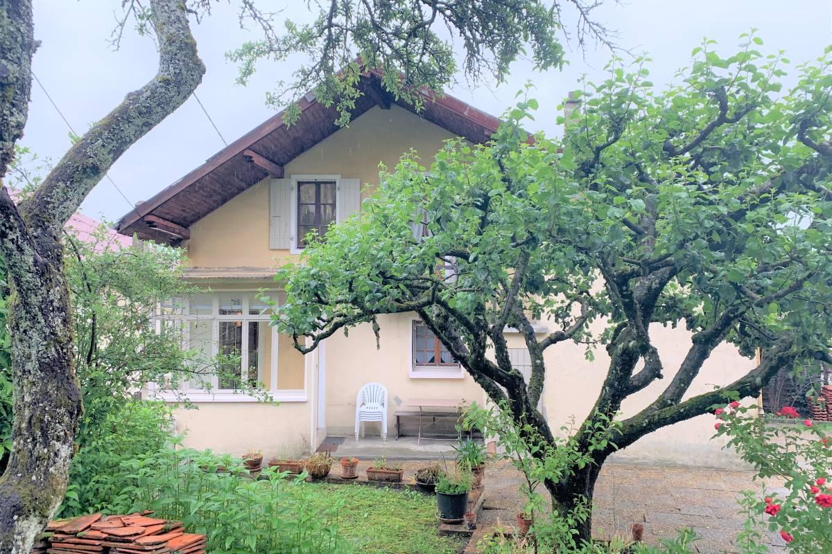 MONNETIER-MORNEX - Annonce maison à vendre