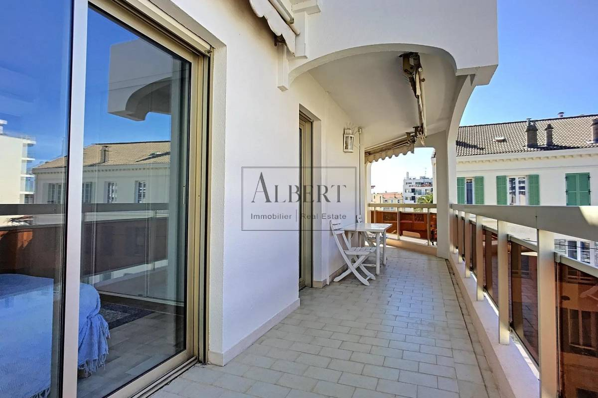 CANNES - Advertisement apartment for sale