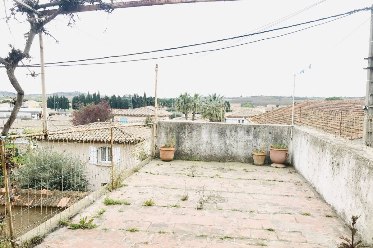 BÉZIERS - Annonce maison à vendre