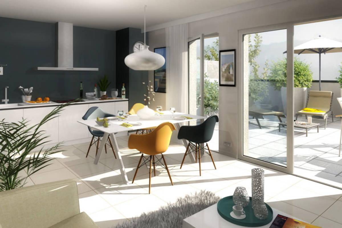 LE CANNET - Annonce appartement à vendre