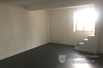- 3 pièces - 38 m²