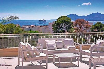 Appartement à vendre à CANNES La Californie - 4 pièces - 100 m²
