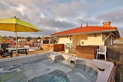 Appartement Toit Terrasse Arcachon Annonces Immobilieres Maisons Et