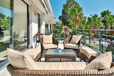 Apartment for sale in JUAN-LES-PINS  - 4 rooms - 119 m²