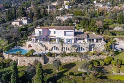 Maison à vendre à GRASSE  - 10 pièces - 460 m²