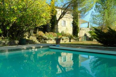 Maison à vendre à LES VANS  - 8 pièces - 190 m²