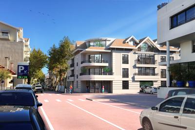Apartment for sale in ARCACHON  - 4 rooms - 107 m²