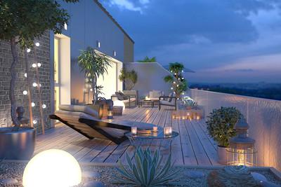 Appartement à vendre à NANTES  - Studio - 27 m²