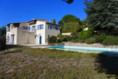 Maison à vendre à ST-PAUL-DE-VENCE  - 5 pièces - 150 m²