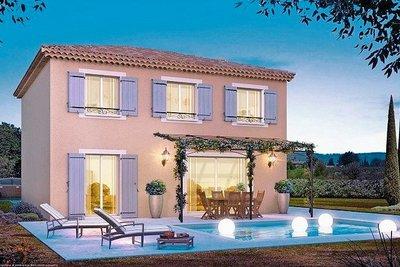 Maison à vendre à FALICON  - 4 pièces - 140 m²