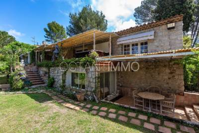 House for sale in BIOT  - 6 rooms - 230 m²