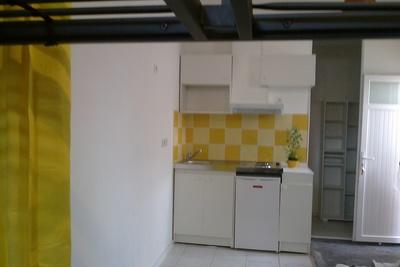 - Studio - 24 m²
