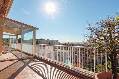 Appartement à vendre à NICE  - 4 pièces - 110 m²