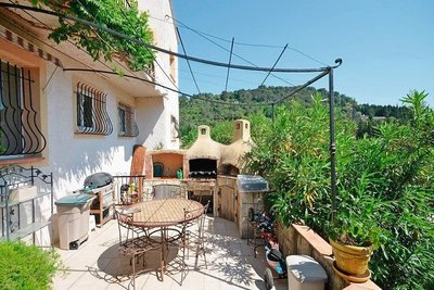 House for sale in LA COLLE-SUR-LOUP  - 5 rooms - 240 m²