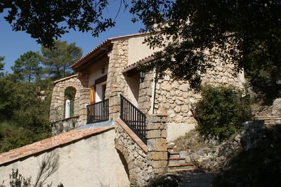 Maison à vendre à TOURTOUR  - 4 pièces - 55 m²