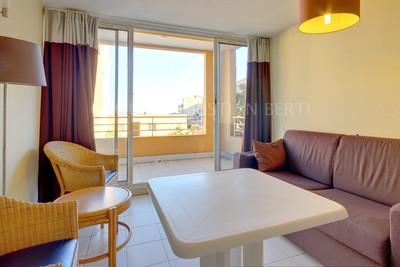 Appartement à vendre à THÉOULE-SUR-MER  - 2 pièces - 30 m²