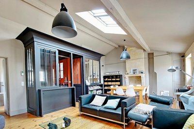 Apartment for sale in BORDEAUX  - 3 rooms - 80 m²