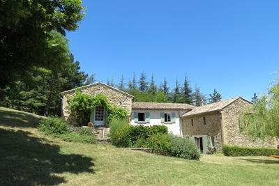 Maison à vendre à MIRABEL ET BLACONS  - 9 pièces - 285 m²