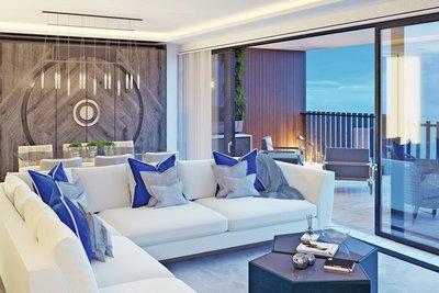 Appartement à vendre à Monaco  - 3 pièces 178 m²