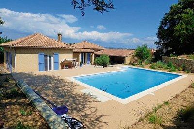 Maison à vendre à ST-PAUL-TROIS-CHÂTEAUX  - 6 pièces - 180 m²