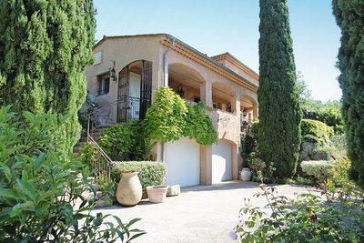 Maison à vendre à TOURRETTES-SUR-LOUP  - 5 pièces - 115 m²