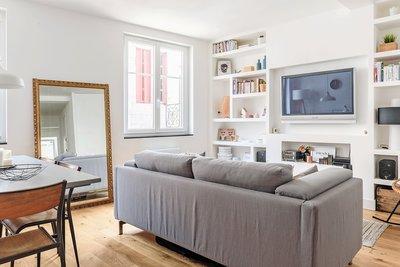 Apartment for sale in ST-JEAN-DE-LUZ  - 2 rooms - 44 m²