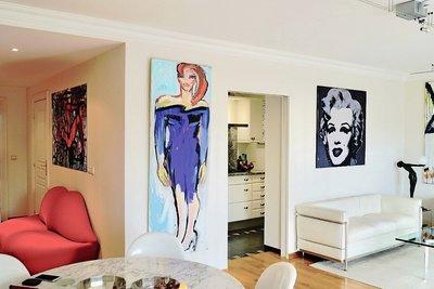 Appartement à vendre à CANNES La Californie - 4 pièces - 141 m²