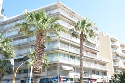 Apartment for sale in JUAN-LES-PINS  - 3 rooms - 56 m²