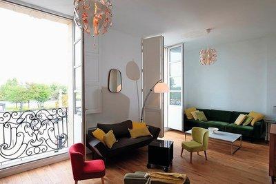 Apartment for sale in BORDEAUX  - 4 rooms - 92 m²