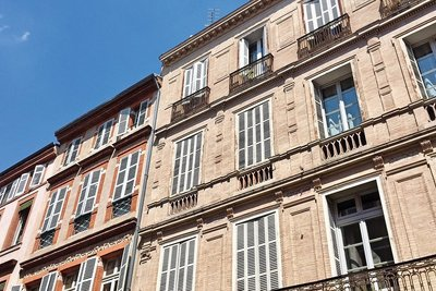 House for sale in TOULOUSE  - 4 rooms - 93 m²