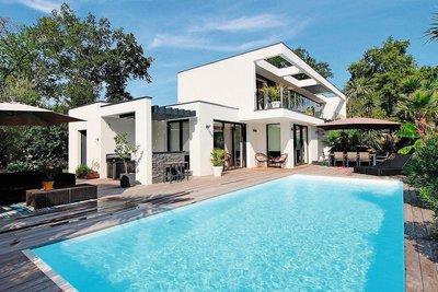 Maison à vendre à PESSAC  - 5 pièces - 190 m²