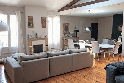 Appartement à vendre à BORDEAUX  - 5 pièces - 158 m²