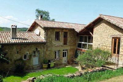Maison à vendre à ROMANS-SUR-ISÈRE  - 6 pièces - 244 m²