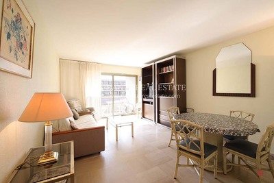 Apartment to rent in CANNES  - 2 rooms - 31 m²