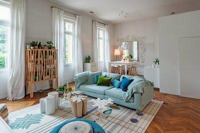 - 3 rooms - 118 m²