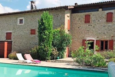 Maison à vendre à EYMEUX  - 7 pièces - 250 m²