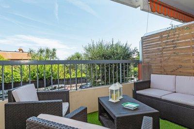 Appartement à vendre à BEAULIEU-SUR-MER  - 2 pièces - 58 m²