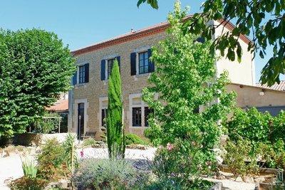 Maison à vendre à ST-DONAT-SUR-L'HERBASSE  - 11 pièces - 260 m²