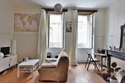Apartment for sale in TOULOUSE  - 2 rooms - 50 m²