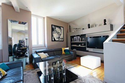 Apartment for sale in BORDEAUX  - 3 rooms - 115 m²