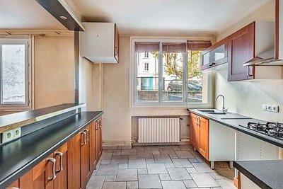 Appartement à vendre à CALUIRE-ET-CUIRE  - 2 pièces - 52 m²