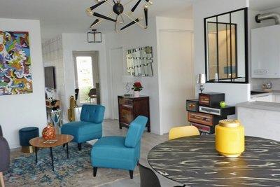 Appartement à vendre à BORDEAUX  - 3 pièces - 82 m²