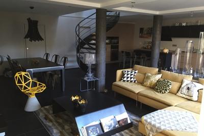 Appartement à louer à BORDEAUX  - 5 pièces - 165 m²