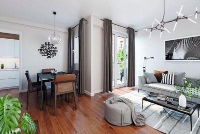 Appartement à vendre à PARIS 16EME  - 2 pièces - 59 m²