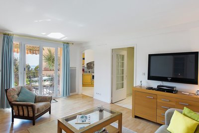 Appartement à vendre à VILLEFRANCHE-SUR-MER  - 3 pièces - 67 m²